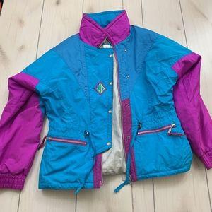womens 8 JD Sunvalley vtg winter jacket